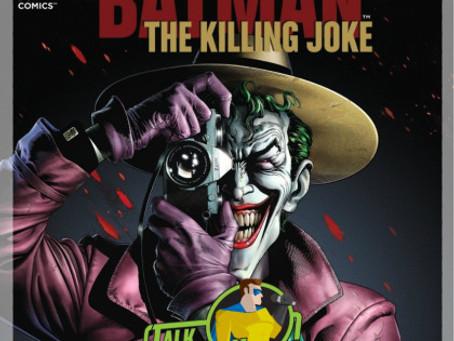 Talk From Superheroes: The Killing Joke