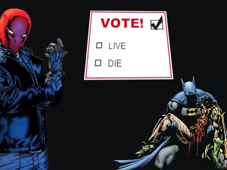Jason Todd Can't Emphasize Enough How Important It Is To Vote