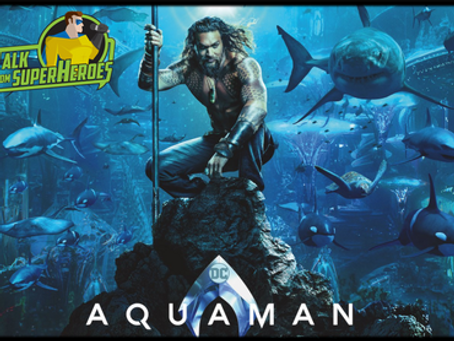 Talk From Superheroes: Aquaman