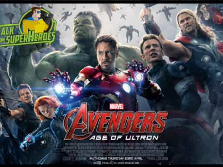 Talk From Superheroes: Avengers Age of Ultron