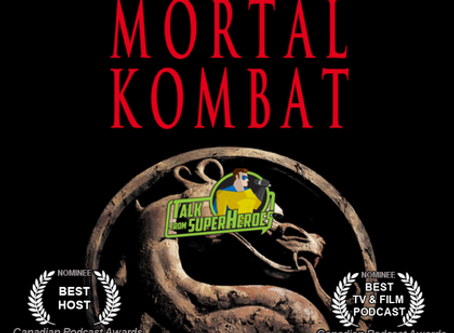 Talk From Superheroes: Mortal Kombat