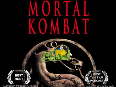 Talk From Superheroes: Mortal Kombat
