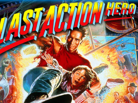 Talk From Superheroes: Last Action Hero