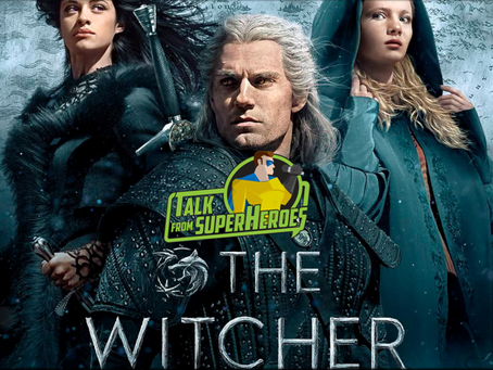 Talk From Superheroes: The Witcher