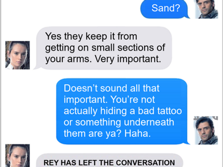 Texts From Superheroes: Nobody Really Knows Her