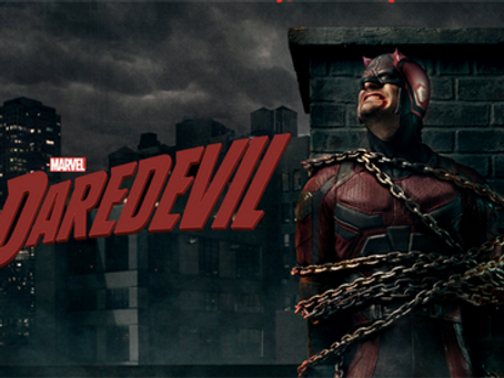 Talk From Superheroes: Daredevil (Part 2)