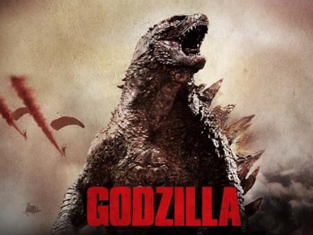 Talk From Superheroes: Godzilla (2014)