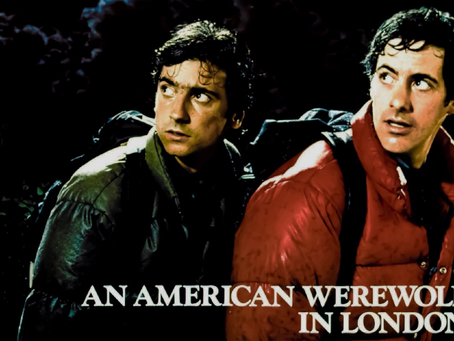 I Hate It But I Love It: An American Werewolf in London
