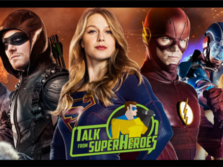 Talk From Superheroes: DCTV's Invasion