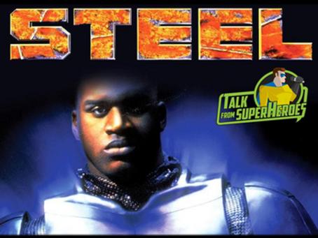 Talk From Superheroes: Steel