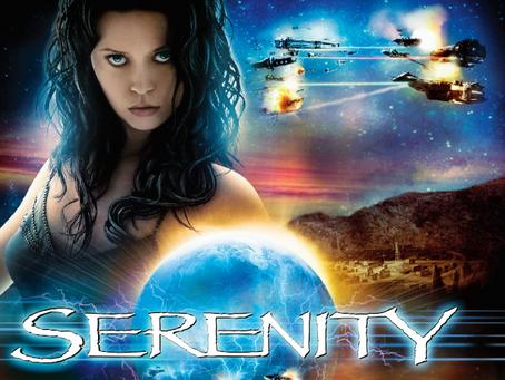 Talk From Superheroes: Serenity