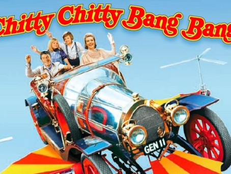 I Hate It But I Love It: Chitty Chitty Bang Bang