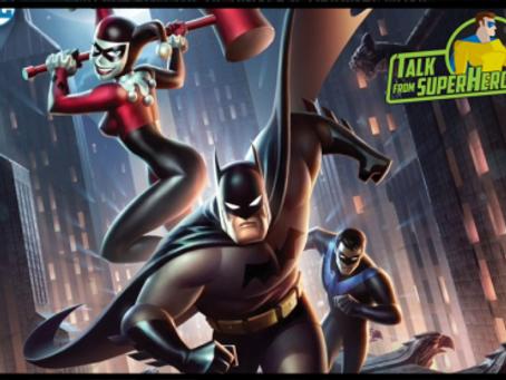 Talk From Superheroes: Batman & Harley Quinn