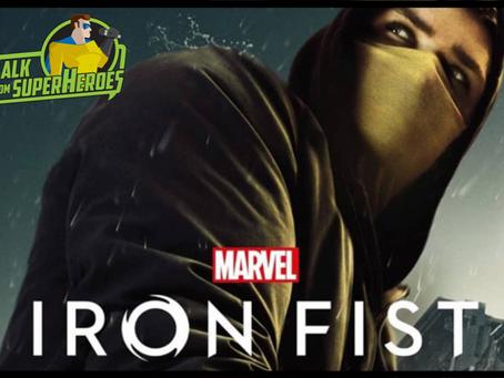Talk From Superheroes: Iron Fist (Season 2, Part 1)