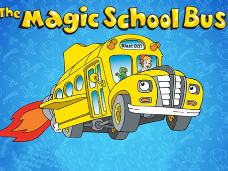 The Villain Was Right: The Magic School Bus