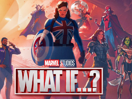 Talk From Superheroes: What If ...?