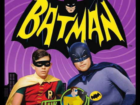 Talk From Superheroes: Batman The Movie (1966)