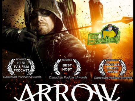 Talk From Superheroes: Arrow
