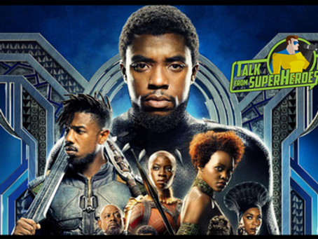 Talk From Superheroes: Black Panther