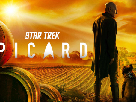Talk From Superheroes: Picard