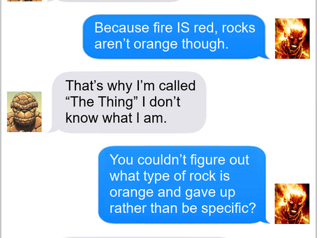 Texts From Superheroes: Know Yourself