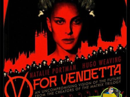 Talk From Superheroes: V For Vendetta