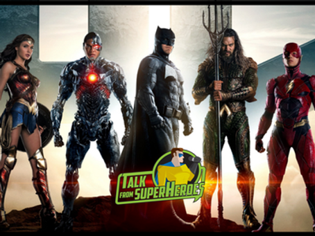 Talk From Superheroes: Justice League