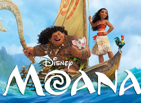 The Villain Was Right: Moana