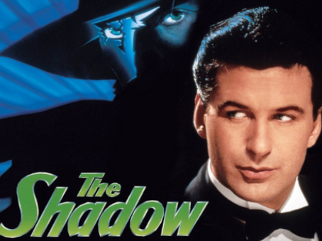 Talk From Superheroes: The Shadow
