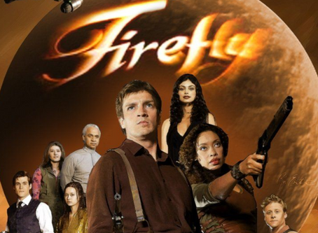 I Hate It But I Love It: Firefly
