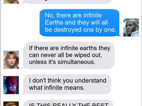 Texts From Superheroes: We Have Some Concerns