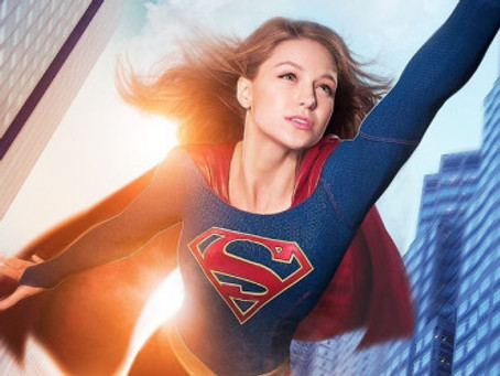 Talk From Superheroes: Supergirl