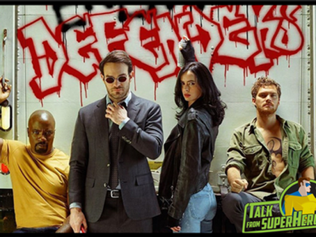 Talk From Superheroes: The Defenders (Part 2)