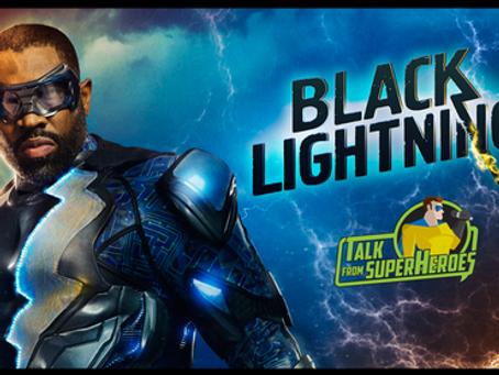 Talk From Superheroes: Black Lightning