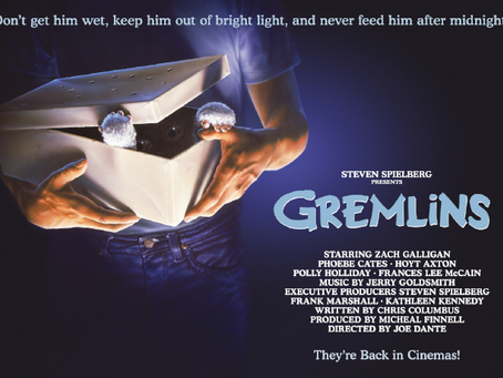 Talk From Superheroes: Gremlins