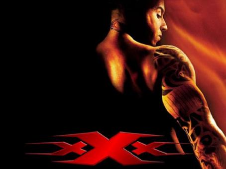 Talk From Superheroes: xXx