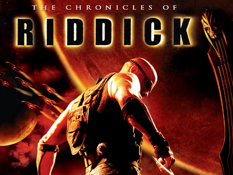 Talk From Superheroes: The Chronicles of Riddick