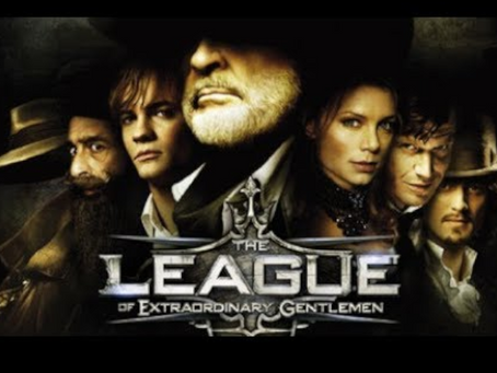 I Hate It But I Love It: The League of Extraordinary Gentlemen