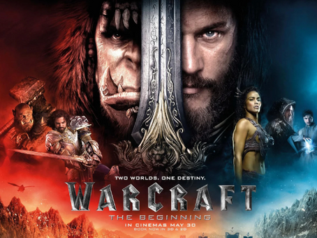 Talk From Superheroes: Warcraft