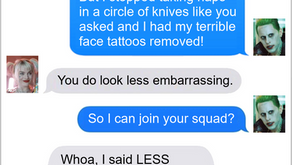 Texts From Superheroes: Thanks For Applying