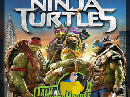 Talk From Superheroes: Teenage Mutant Ninja Turtles (2014)