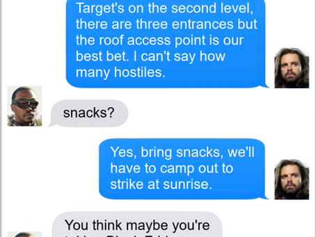 Texts From Superheroes: Anything To Save A Buck