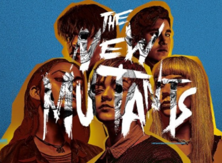 Talk From Superheroes: New Mutants