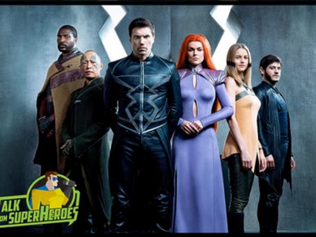 Talk From Superheroes: Inhumans