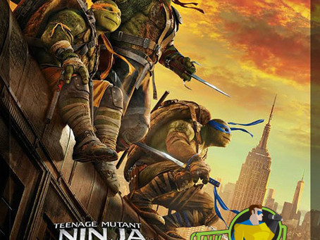 Talk From Superheroes: Teenage Mutant Ninja Turtles Out of the Shadows
