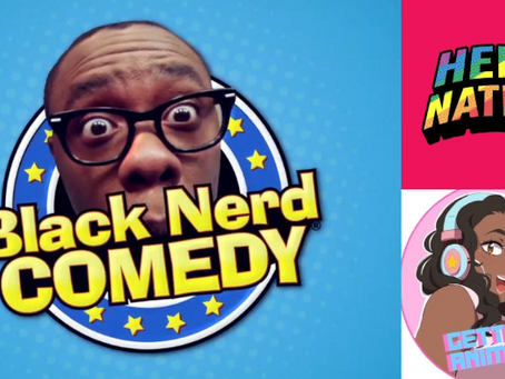 Creator Spotlight: Black Nerds