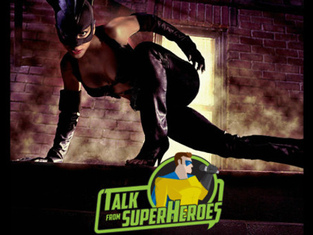 Talk From Superheroes: Catwoman