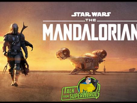 Talk From Superheroes: The Mandalorian