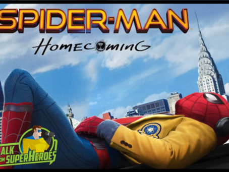 Talk From Superheroes: Spider-Man Homecoming