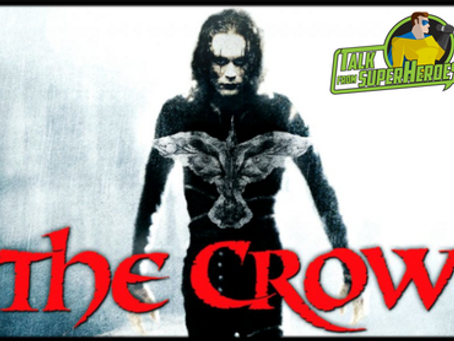 Talk From Superheroes: The Crow